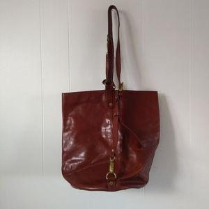 MONSAC Real Leather Bag